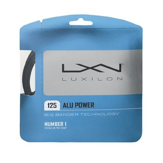 Luxilon BB Alu Power silver Set